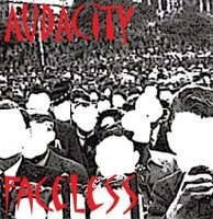 01/05/2007 : Audacity - Faceless