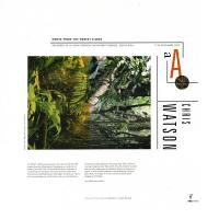 18/11/2020 : Chris Watson / Georgia Rodgers - Notes From The Forest Floor / Line Of Parts (vinyl)
