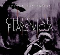 25/12/2016 : Christine Plays Viola - Spooky Obsessions