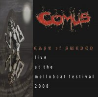 02/05/2011 : Comus - East Of Sweden - live at the Melloboat Festival 2008-