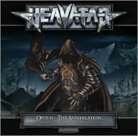 09/02/2018 : Heavatar - Opus II - The Annihilation