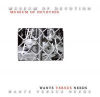 26/08/2014 : Museum Of Devotion - ...To The Pink Period + Wants Versus Needs + Another Coldwave ep