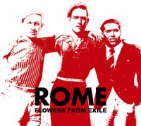 11/08/2009 : Rome - Flowers From Exile