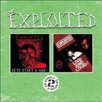 01/03/2009 : The Exploited - Let's Start A War/ Live And Loud!!
