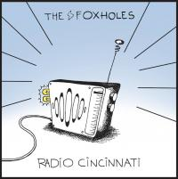 22/04/2015 : The Foxholes - Radio Cincinnati