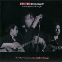 28/05/2011 : White Rose Transmission - Spinning Webs At Night - Live At Gallerie Message